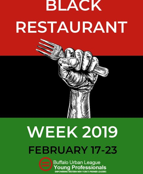 Black Restaurant Week fluer