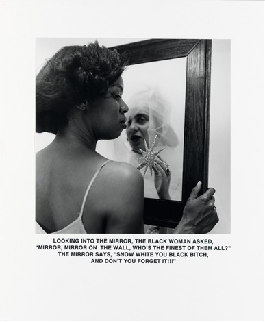 carrie-mae-weems-mirror,-mirror-(from-the-aint-jokin-series)