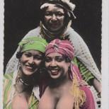 Algerian Nude Postcard